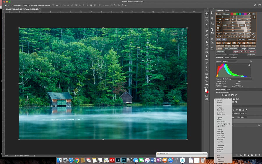 best version of photoshop for photographers